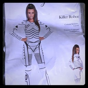 Other - Killer robot holloween costume